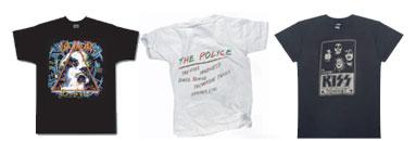 vintage rock concert t-shirt