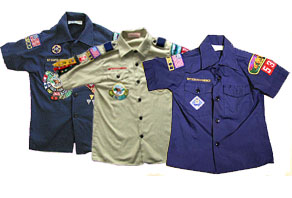 vintage boy scout shirts wholesale clothing
