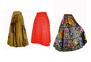 Wholesale Vintage Clothing Ladies Retro Skirts