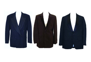 Vintage Tuxedo Blazers