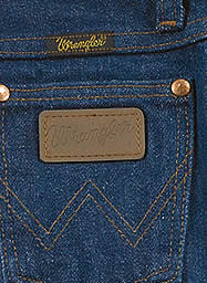Vintage Wrangler Denim Jeans And Jacket About The Label