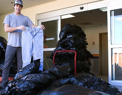 Volcom Recycle Jean Program