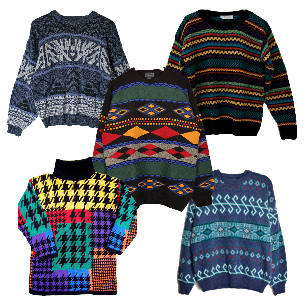 Vintage Sweater Mix