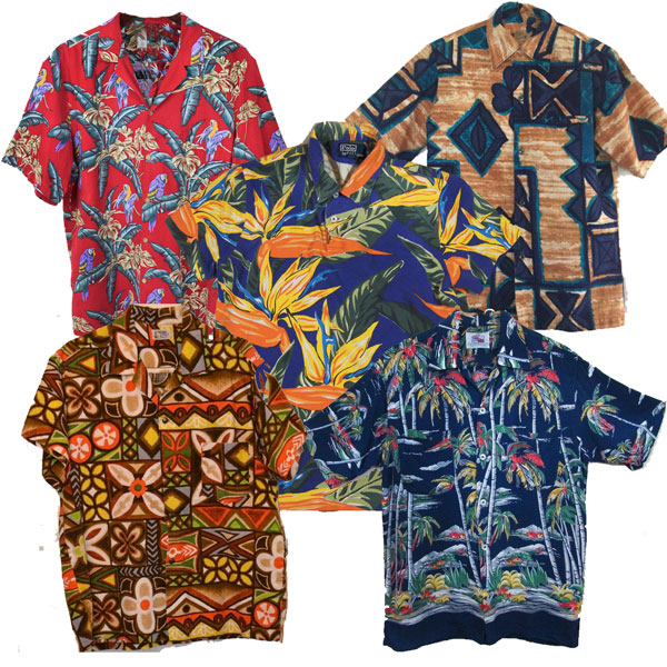Vintage Hawaiian Shirts