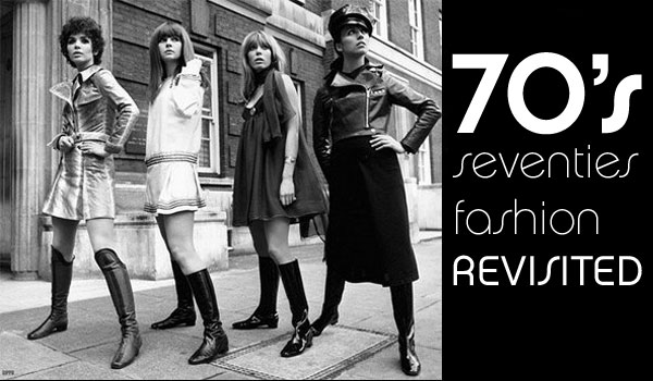 Vintage Seventies Clothing Fashion Designers