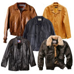 Vintage Leather Jackets Wholesale
