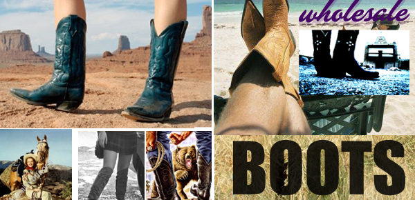 Special on Vintage Cowboy Western Boots Wholesale