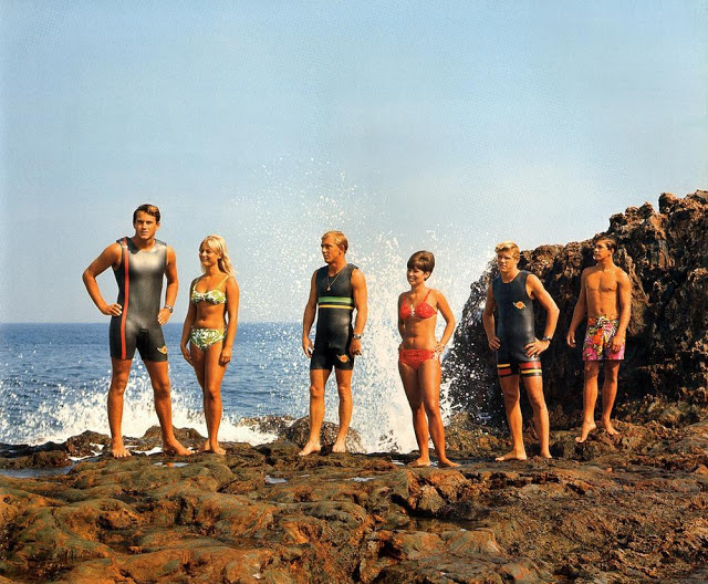 Surf Style in the 1960's