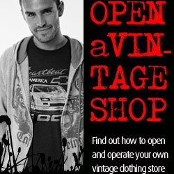 How to Open a Vintage Shop