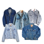 Vintage Denim Jackets
