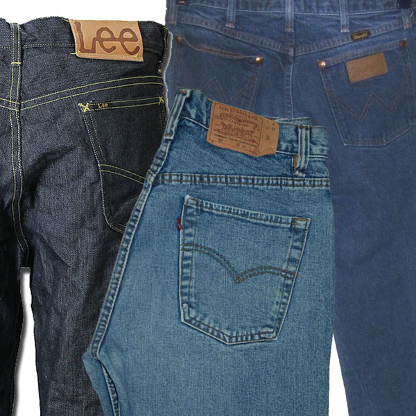 Vintage Branded Denim Mix